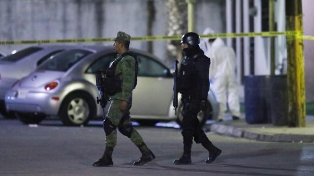 Meksiko Perketat Keamanan Setelah 25 Ribu Orang Terbunuh pada 2017 (324064)