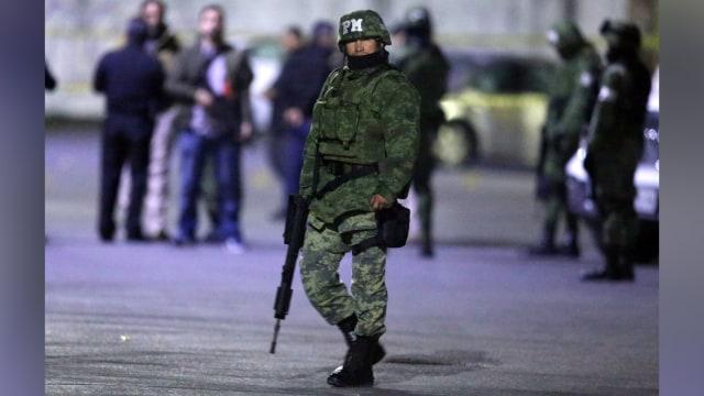 Militer Meksiko
