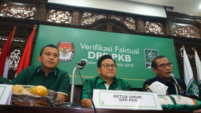 Operasi Politik Cak Imin Incar Kursi Cawapres Jokowi (32231)