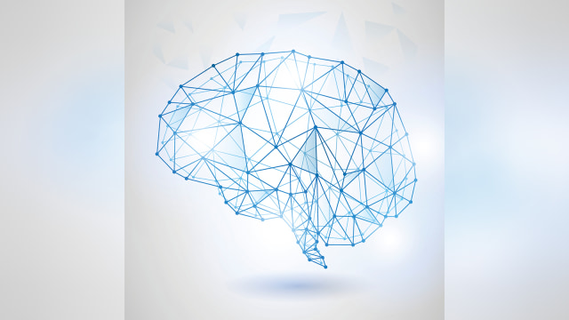 Ilustrasi saraf otak