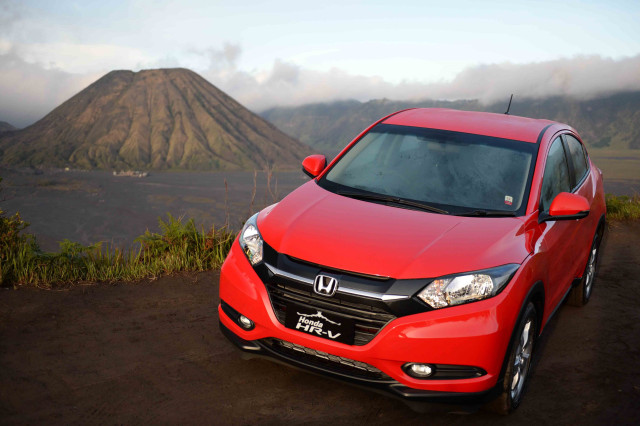 All New Toyota Rush Digeser Honda HR-V 1.5L  (3312)