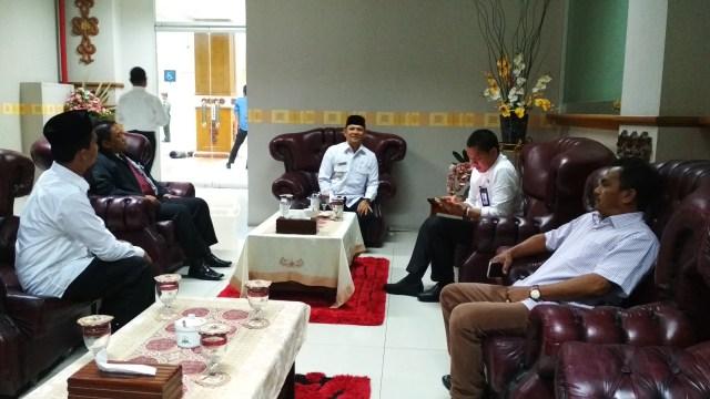 Bupati Aceh Besar tinjau langsung Bandara SIM