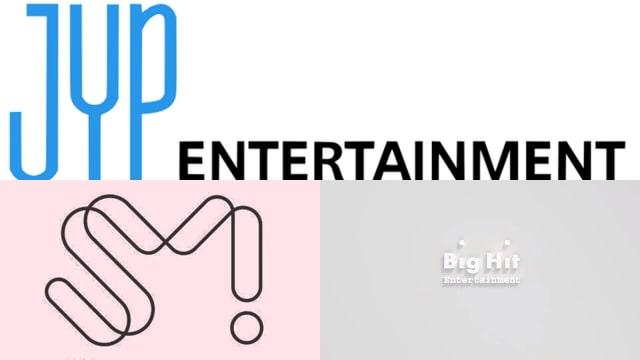 JYP, SM dan BigHit