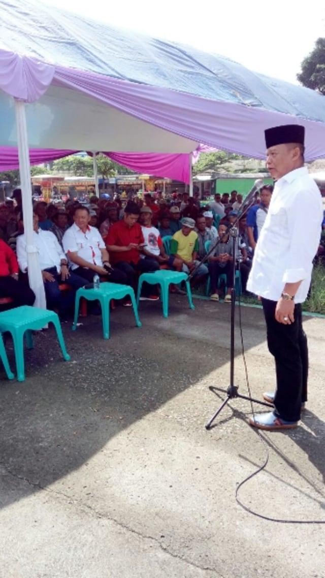Sapa Warga Ciamis, Kang Hasan Tegaskan Desa Harus Mandiri Secara Ekonomi (35209)