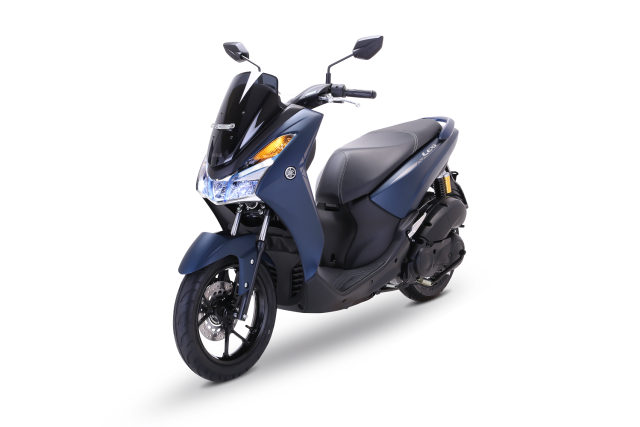 com-Yamaha Lexi