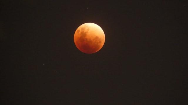 Gerhana Bulan dari kantor kumparan