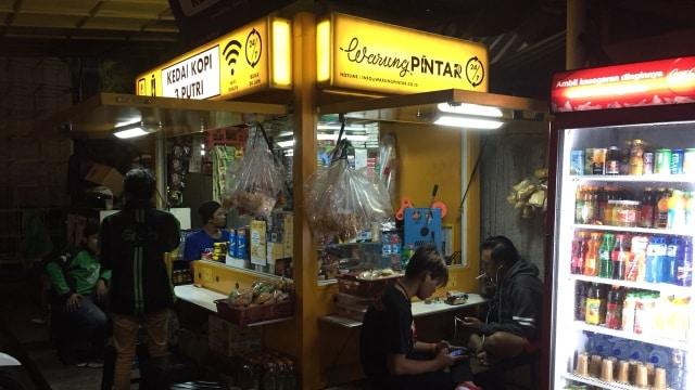 Belanja di Warung Pintar Kini Bisa Dilakukan Online via GrabMart (57032)