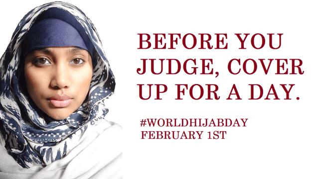 Mengenal World Hijab Day, Hari untuk Wanita Berhijab Sedunia (510835)