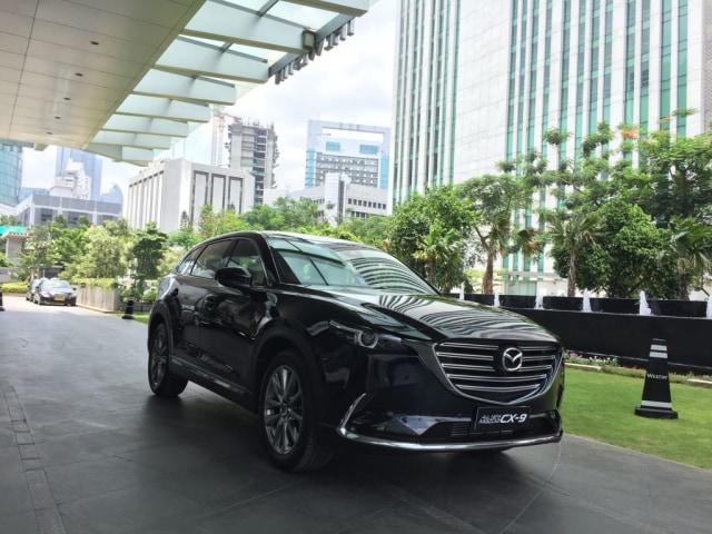 Mazda: Hyundai Palisade Beda Segmen dengan CX-9 (136288)