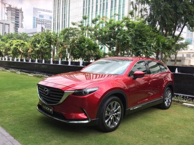 Mazda Cx 9 >> All New Mazda Cx 9 Suv 7 Kursi Dengan Mesin 2 5 Liter Turbo