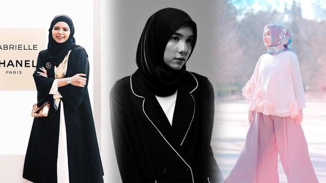 Lika-liku Hijab di Indonesia: Sempat Dilarang hingga Jadi Tren Fashion (66091)