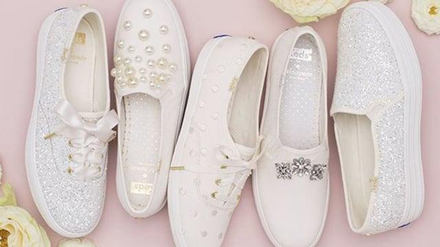 Pakai Sneakers di Hari Pernikahan, Mengapa Tidak? (842901)