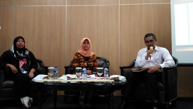 Diskusi Kementerian PPPA