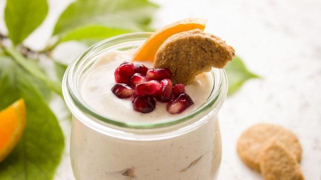 Ilustrasi yogurt