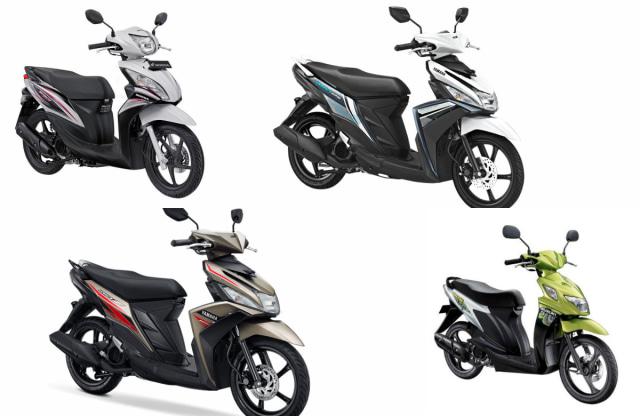 7 Motor Matik Ramah Kantong  (14186)