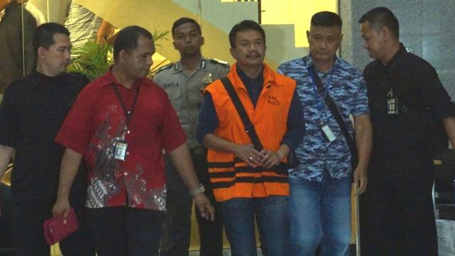 Bupati Jombang, Nyono Suharli Wihandoko di KPK