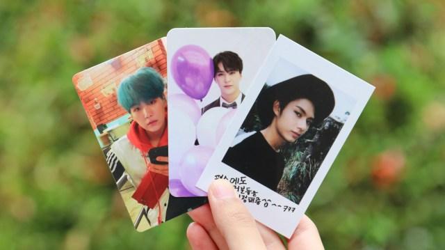 Photocard, Kartu Ajaib Koleksi Fans K-Pop (71134)