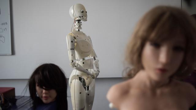Robot seks
