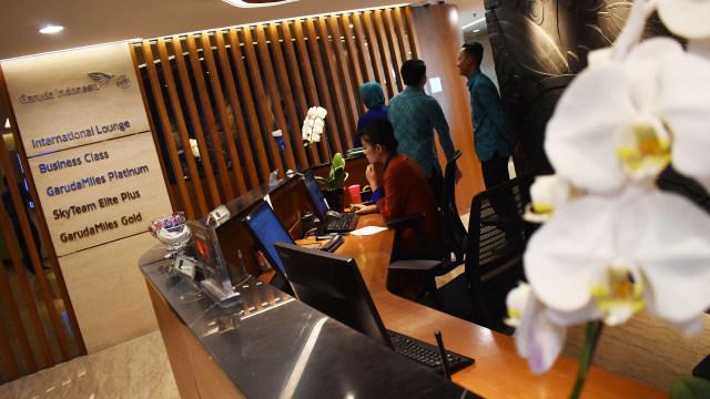 Lounge Garuda Indonesia