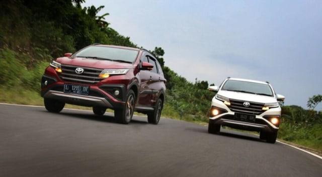 Toyota Fortuner dan Rush Buatan Indonesia Laris Manis di Luar Negeri  (87010)