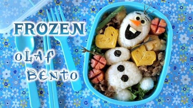 Resep Hari Ini: Bento Karakter Olaf yang Menggemaskan (40074)