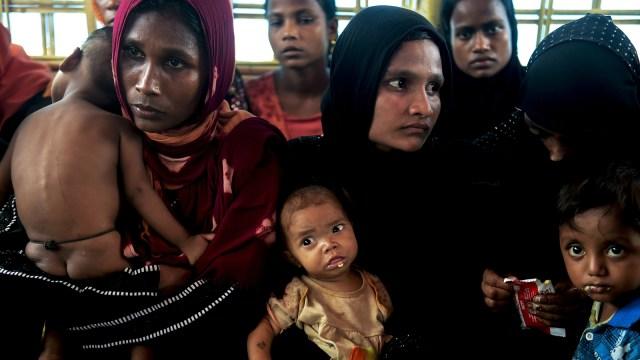 Wanita Rohingya: Saya Beruntung Hanya Diperkosa Tiga Pria (350375)