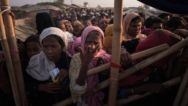 Wanita Rohingya: Saya Beruntung Hanya Diperkosa Tiga Pria (350376)
