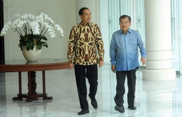 Tim Ahli Wapres: Tak Mungkin JK Serang Jokowi di 2019, Minimal Diam (516684)