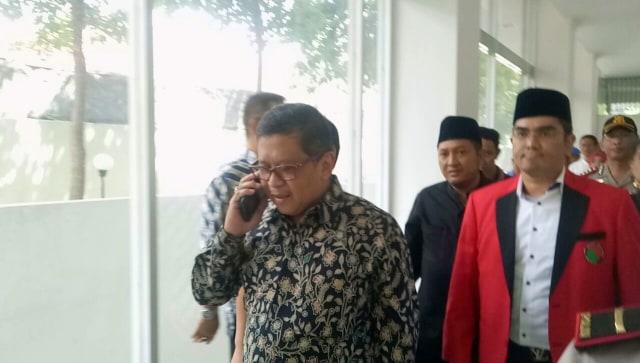 Hasto Kristiyanto jadi saksi sidang Alfian Tanjung
