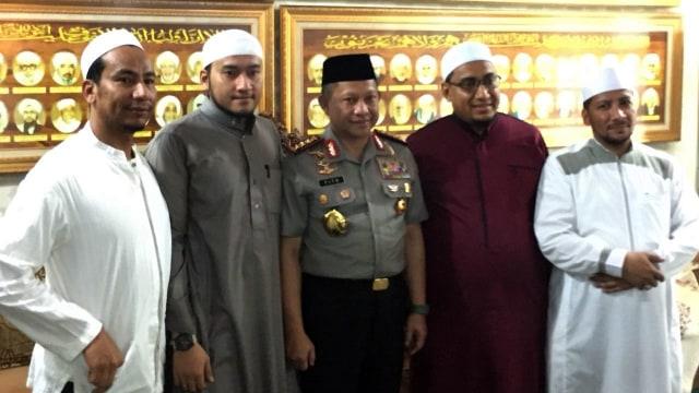 Profil Habib Ali bin Abdurrahman Assegaf, Guru Habib Rizieq, yang Wafat (48406)