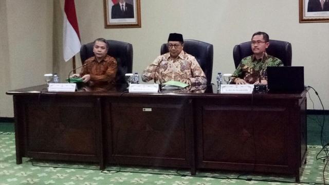 Menag: Kami Hanya Fasilitasi Zakat PNS, Bukan Wajib Potong Gaji (502567)
