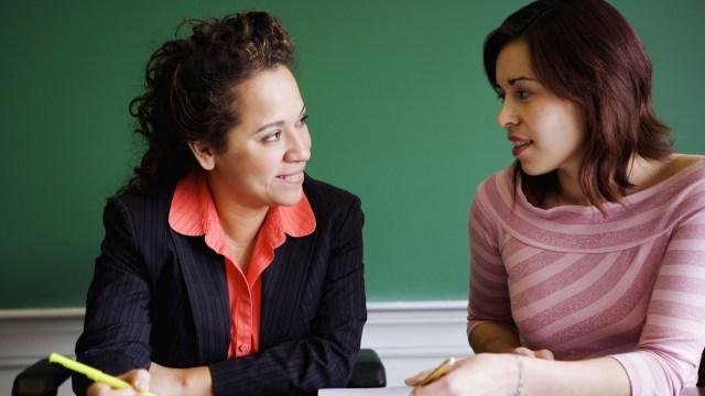 Komunikasi dengan guru