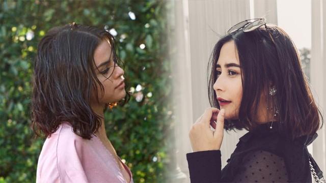Tiru Selena Gomez Prilly Latuconsina Potong Rambut Pendek Kumparan Com