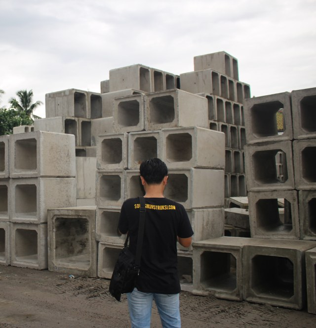 Kebutuhan Reinforced Concrete Indonesia (448195)