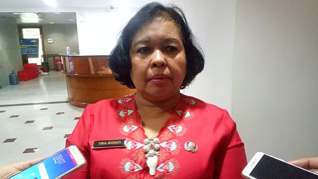 Kadisparbud DKI Jakarta Tinia Budiati