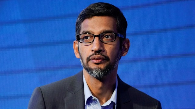 CEO Google, Sundar Pichai