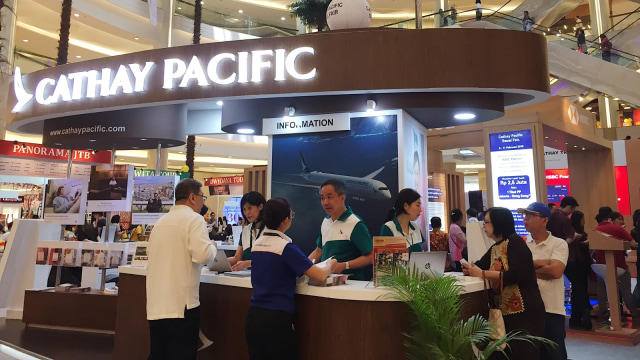 Yuk, Berburu Tiket Pesawat Murah di Cathay Pacific Travel Fair 2020 (486565)