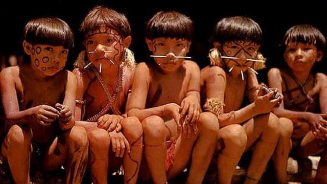 Suku Yanomami