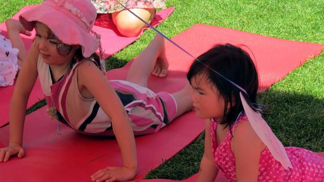 Manfaat Yoga untuk Anak (359582)
