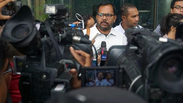 Koordinator LSM KontraS, Haris Azhar