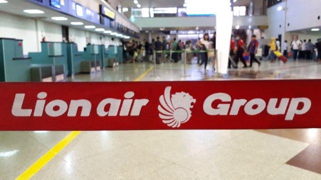 Ilustrasi Lion Air Group
