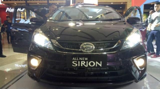 All New Daihatsu Sirion
