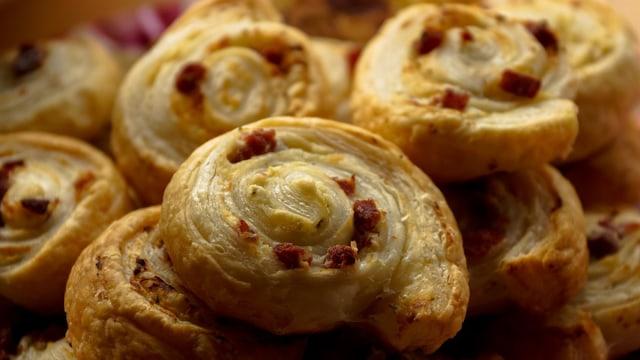 Kesalahan saat membuat puff pastry (COV)