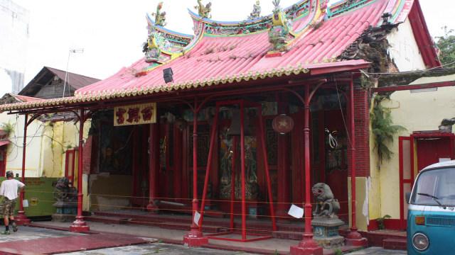 Menyusuri Bangunan Tua di Kawasan Pecinan Padang (4343)