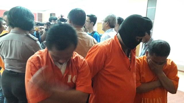 Polisi Tangkap 3 Pria Di Kasus Penipuan Berkedok Peminjaman Uang