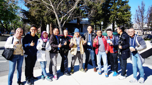 Deretan pemenang The NextDev 2017 di San Fransisco