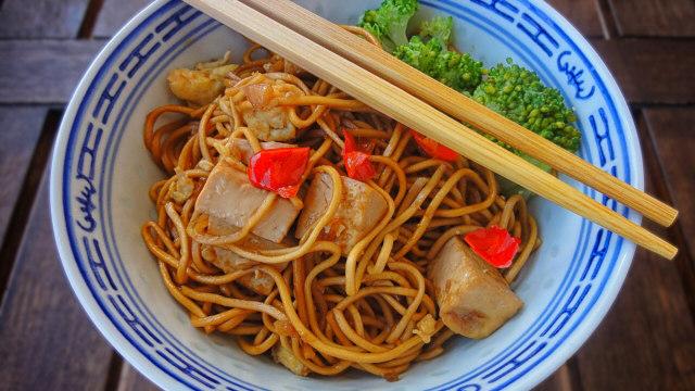 Ilustrasi Masakan China