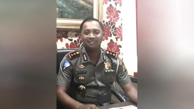 Kasat Lantas Polres Metro Bekasi, AKBP I Nengah