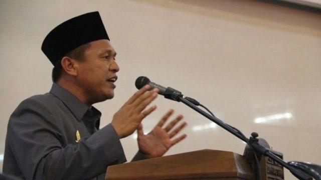Bupati Lampung Tengah Mustafa