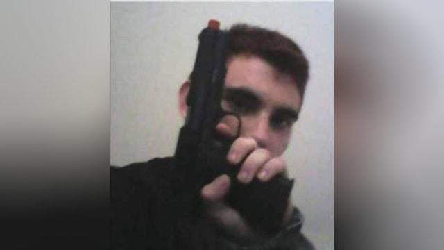 Nikolas Cruz, pelaku penembakan Sekolah Florida